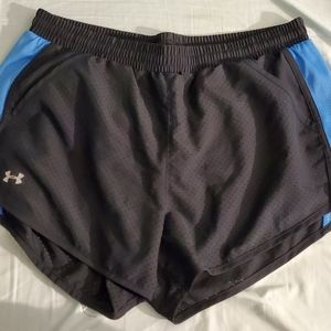 Women's Under Armour Mesh Shorts